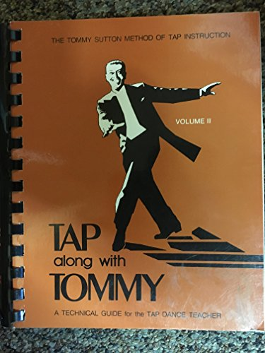 9780961756826: Tap Along with Tommy, Vol. 2