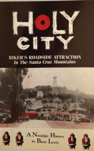 9780961768157: Holy City: Riker's Religious Roadside Attraction