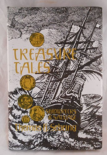 9780961773502: Treasure Tales: Shipwrecks and Salvage