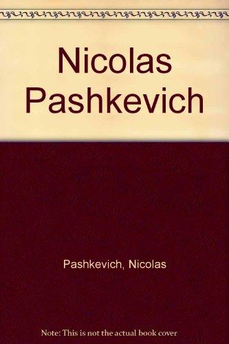 Nicolas Pashkevich: Pashkevich, Nicolas;Kezys, Algimantas