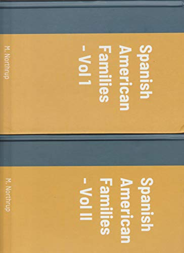 9780961777326: Spanish-Mexican Families of Early California: 1769-1850, Volumes I and II