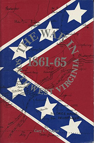 9780961789695: The War in Southwest Virginia 1861-65