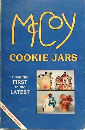 McCoy Cookie Jars: From The First To: Harold Nichols