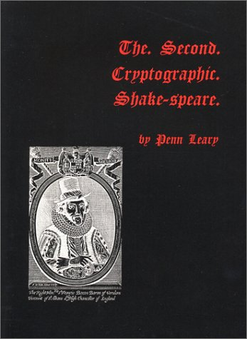 9780961791711: The Second Cryptographic Shakespeare