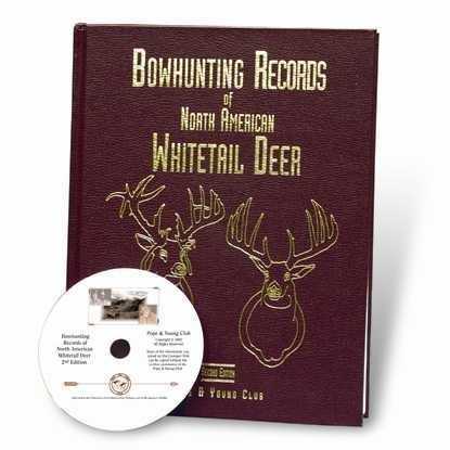 9780961796631: Bowhunting Records of North American Whitetail Deer