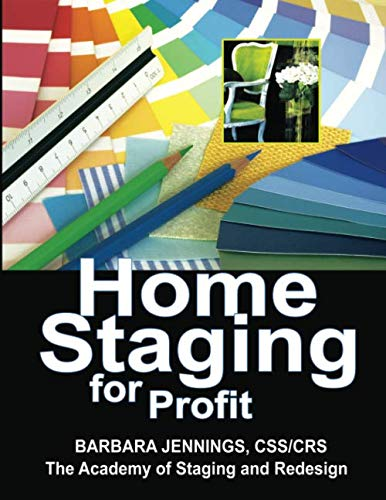9780961802622: Home Staging for Profit