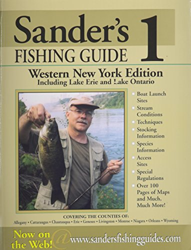 Sander's Fishing Guide, Western New York Edition: John M. Sander
