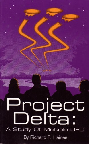 9780961808242: Project Delta-A Study of Multiple Ufo