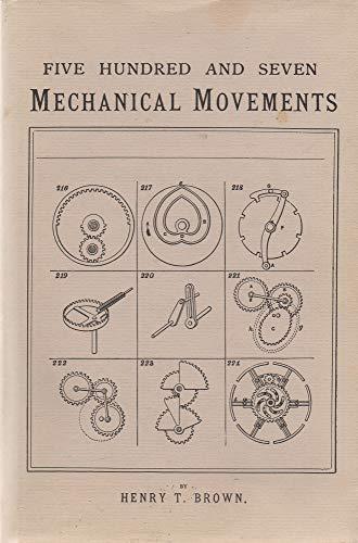 9780961808860: 507 Mechanical Movements