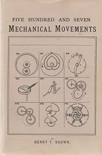 9780961808860: 507 Mechanical Movements