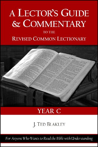 9780961811259: A Lector's Guide and Commentary to the Revised Common Lectionary (Year C)