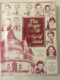 9780961817503: The Magic castle walls of fame
