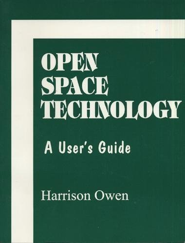 9780961820534: Open Space Technology: A User's Guide