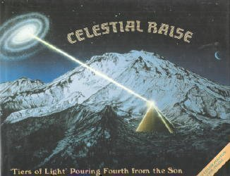 Celestial Raise; 'Tiers of Light' Pouring Forth