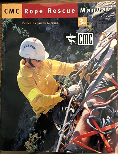 9780961833770: Cmc Rope Rescue Manual