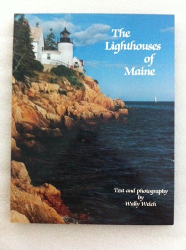 9780961841010: Lighthouses of Maine