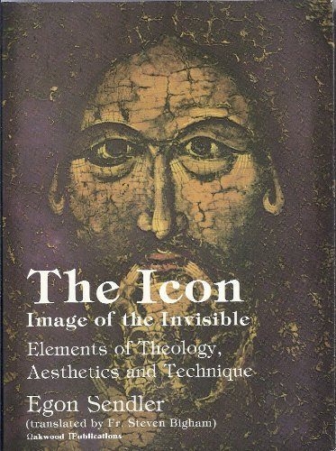 9780961854508: The Icon, Image of the Invisible: Elements of Theology, Aesthetics and Technique