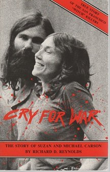 9780961857721: Cry for War: The Story of Suzan and Michael Carson