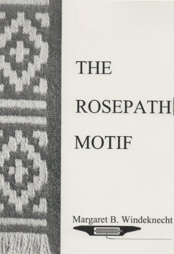9780961879709: Rosepath Motif: An Approach to Weaving Design