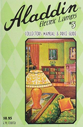 9780961887971: Aladdin Electric Lamps Collectors Manual & Price Guide #5