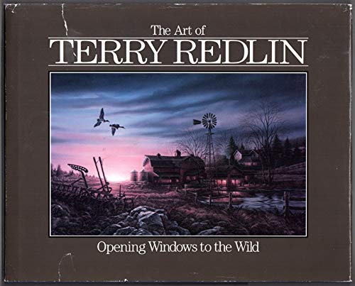 9780961897802: Art of Terry Redlin: Opening Windows to the Wild