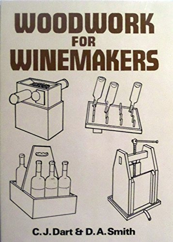 Woodwork for WInemakers