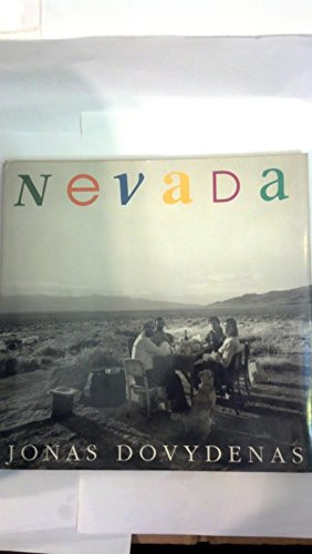 Nevada: A Journey: Jonas Dovydenas