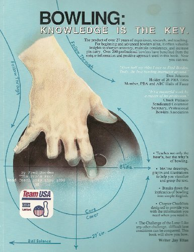 9780961917708: Bowling Knowledge Is the Key