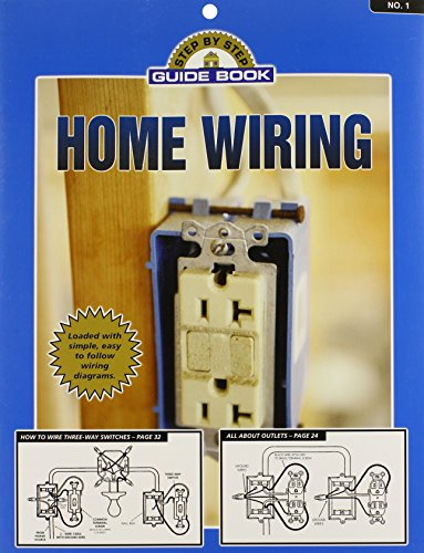 9780961920104: Step By Step Guide Book on Home Wiring