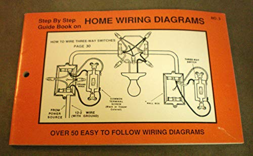 9780961920142: Step by step guide book on home wiring diagrams