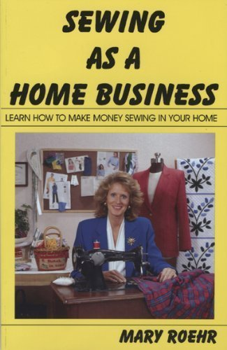 9780961922924: Sewing As a Home Business