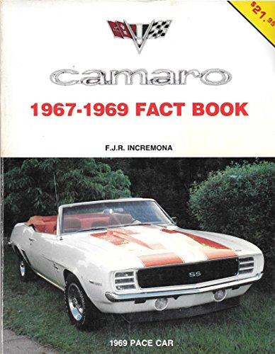 9780961929909: Camaro 1967-1969 Fact Book