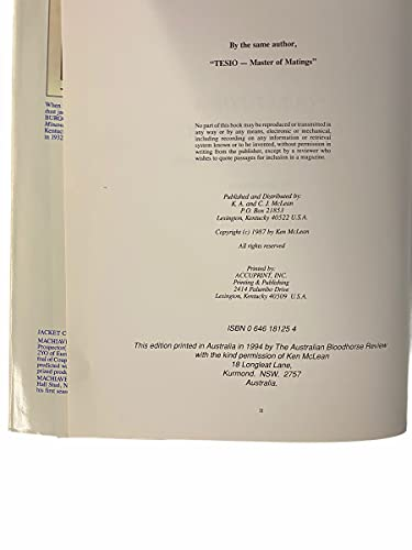 9780961943202: Quest for a Classic Winner: Pedigree Patterns of the Racehorse