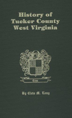 9780961946838: History of Tucker County, West Virginia
