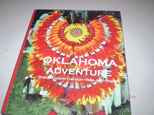 Oklahoma adventure: Calhoun, Sharon Cooper