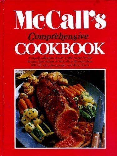 9780961952501: McCall's comprehensive cookbook