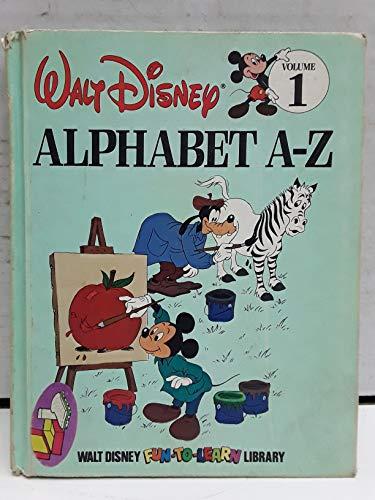 9780961952525: Alphabet a-Z