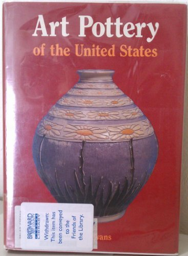 9780961957704: Art Pottery of the United States: An Encyclopedia of Producers and Their Marks, Together With a Directory of Studio Potters Working in the United st