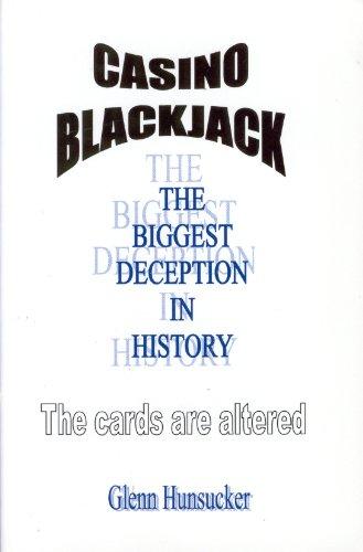 9780961965051: Casino Blackjack: The Biggest Deception in History