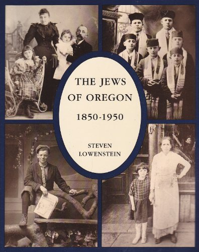 9780961978617: The Jews of Oregon, 1850-1950