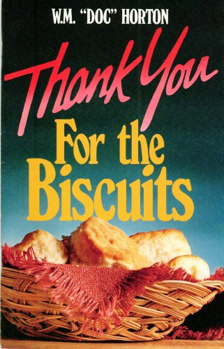 9780961979706: Thank you for the biscuits