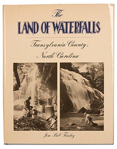9780962011900: Land of Waterfalls, Transylvania Co, North Carolina