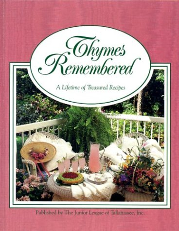 9780962016615: Thymes Remembered: A Lifetime of Treasured Recipes [With CD]