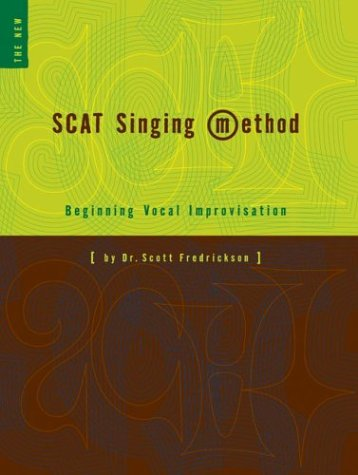 9780962017704: Scat Singing Method: Beginning Vocal Improvisation