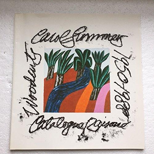 9780962032806: Carol Summers: Catalogue Raisone : Woodcuts 1950-1988