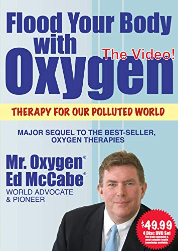 Flood Your Body With Oxygen DVD Set (4 Disc Set): Breath Of God Ministry