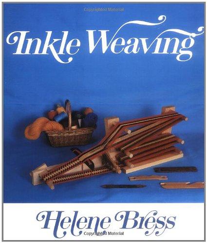 Inkle Weaving: Bress, Helene