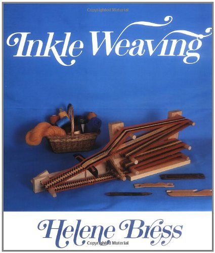 9780962054310: Inkle Weaving