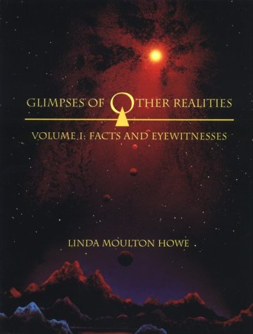 9780962057052: Glimpses of Other Realities: Facts and Eyewitnesses (Volume I)