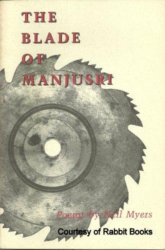 9780962063411: The blade of Manjusri : poems